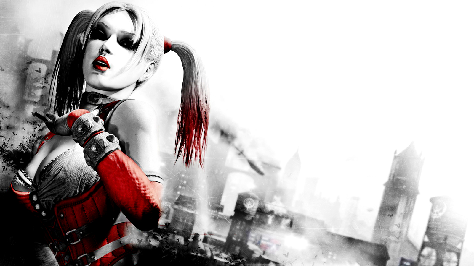Harley Quinn DC Comics HD Wallpapers Download In 1600x900