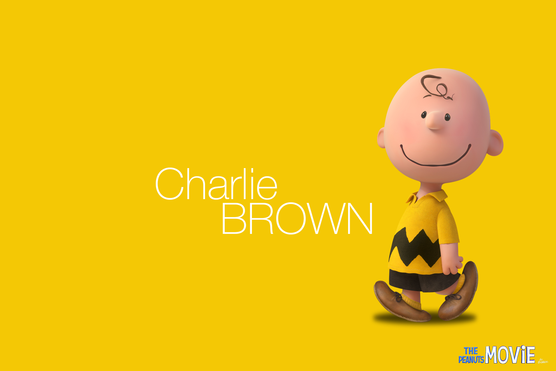 The Peanuts Movie HD wallpaper Charlie Brown VolGanga 1920x1280