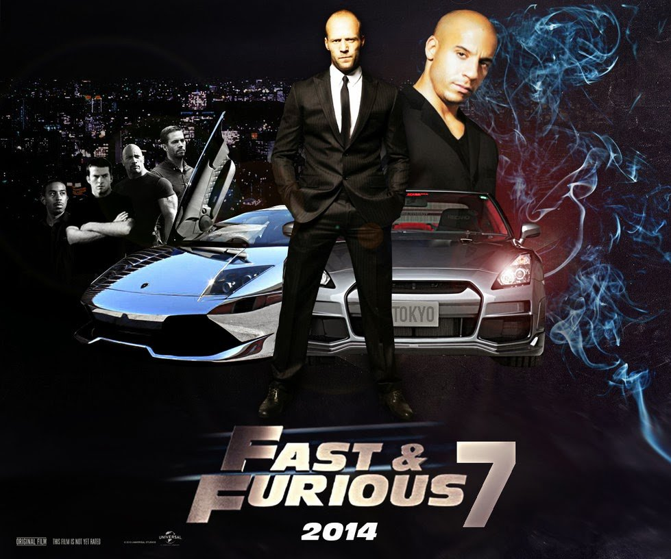 Fast and Furious 7 Posters HD Wallpaper 979x816