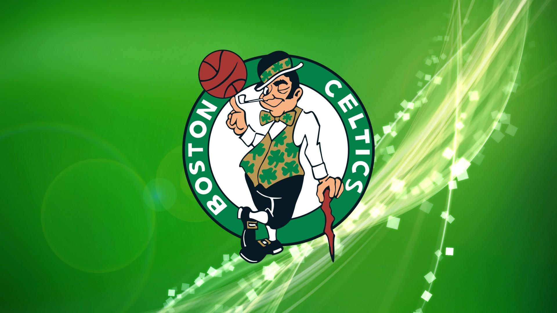 Boston Celtics Logo Desktop Wallpaper 2019 Basketball Wallpaper 1920x1080
