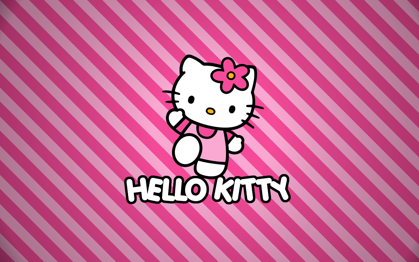 ol Kt Wallpapers Hello Kitty para PC 1440x900