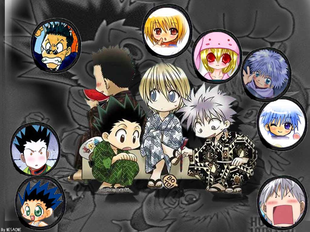 Hunter Funny Hunter X Hunter Wallpaper Anime Wallpaper Anime HD 1024x768