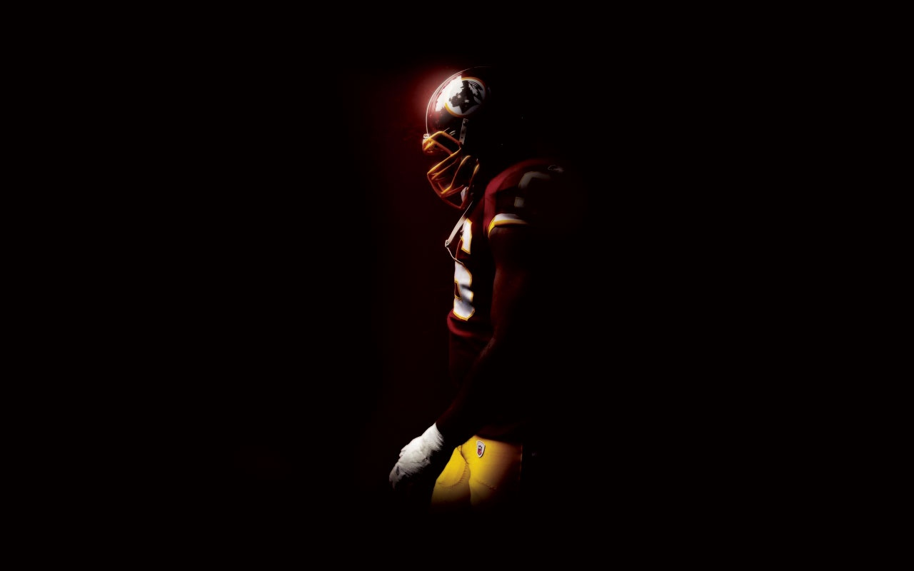 Redskinshelmetwallpaper 1280x800