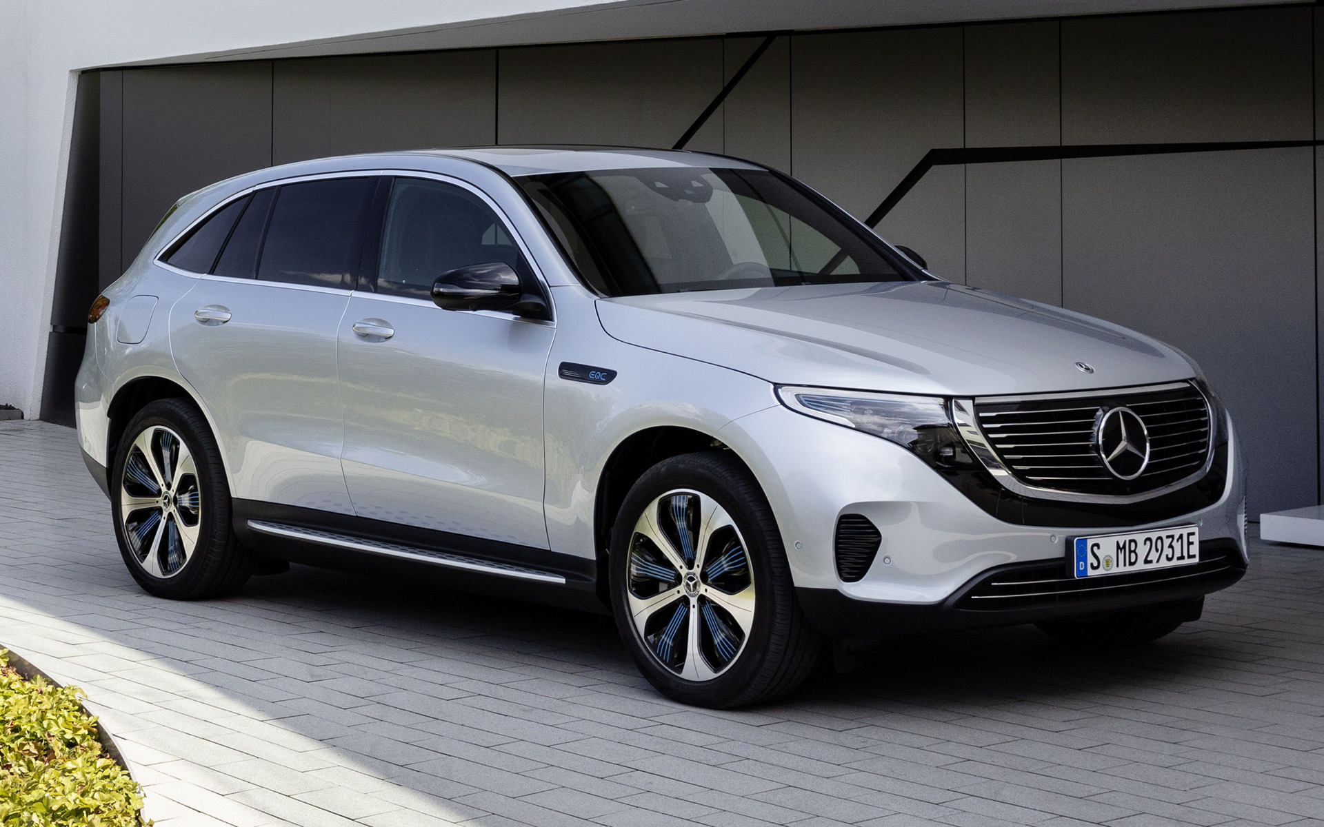 2019 Mercedes Benz EQC   Wallpapers and HD Images Car Pixel 1920x1200