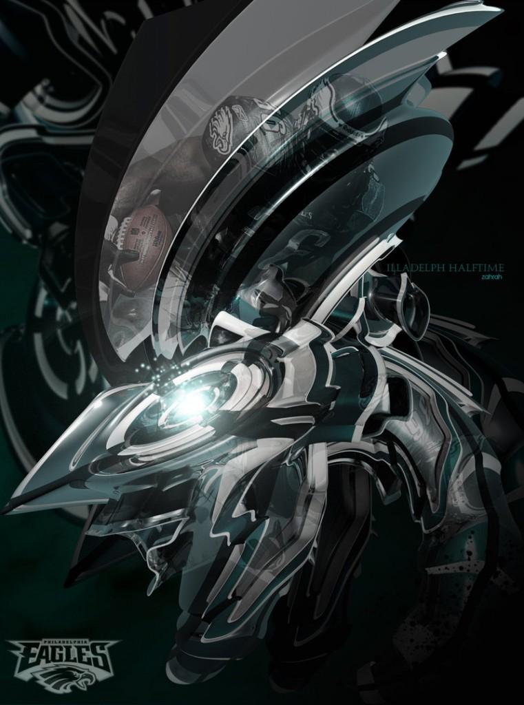 Philadelphia Eagles Logo Wallpaper for Pinterest 761x1024