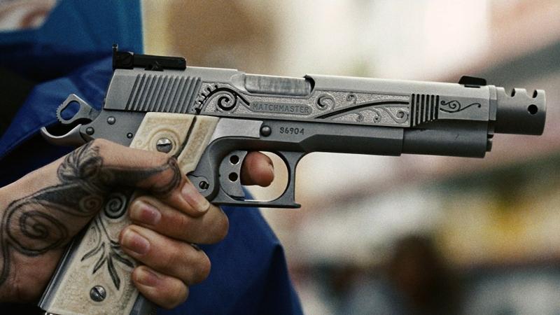 M1911 pistol wallpaper Wallpaper Wide HD 800x450