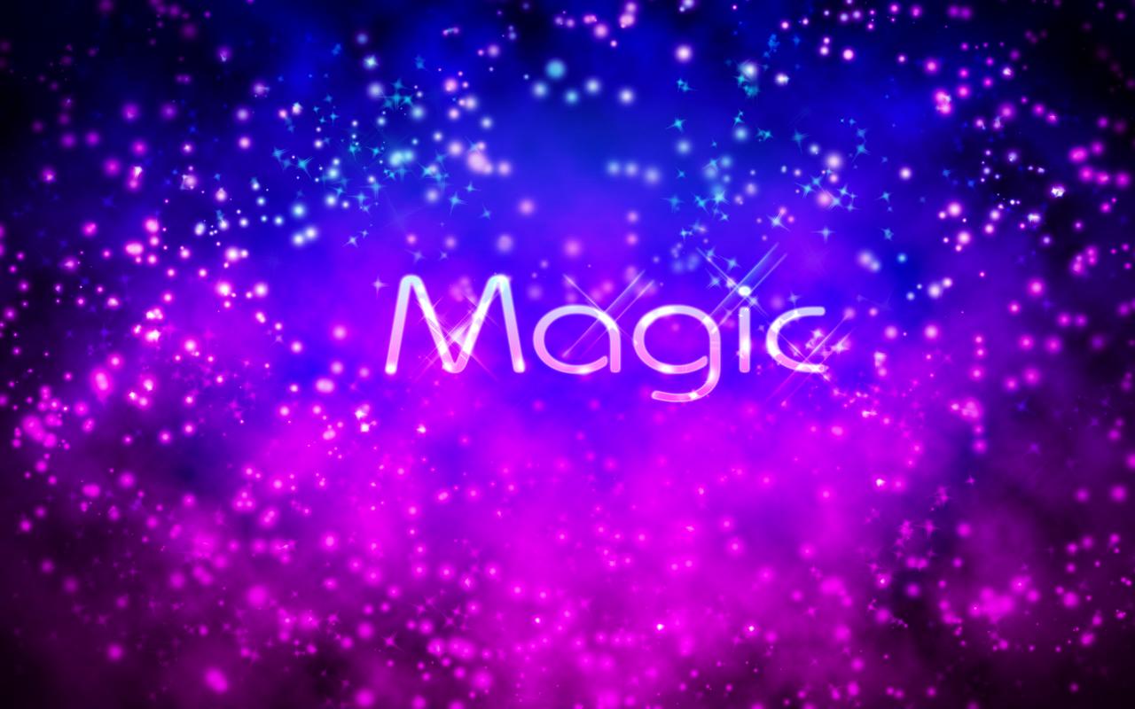Magic Wallpaper by 170V3R 1280x800