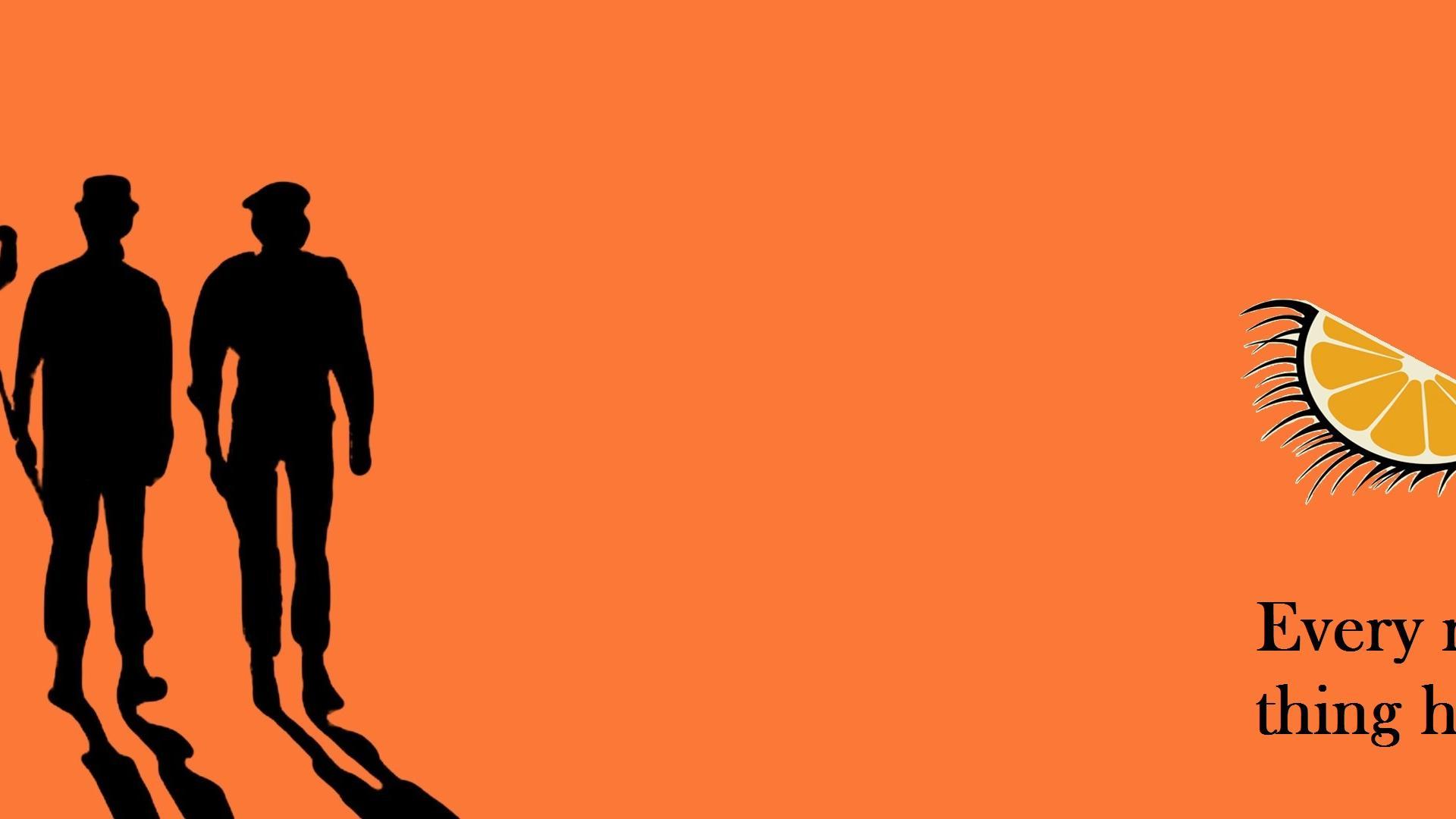 Free Download A Clockwork Orange Wallpaper 20 3800 X 1080