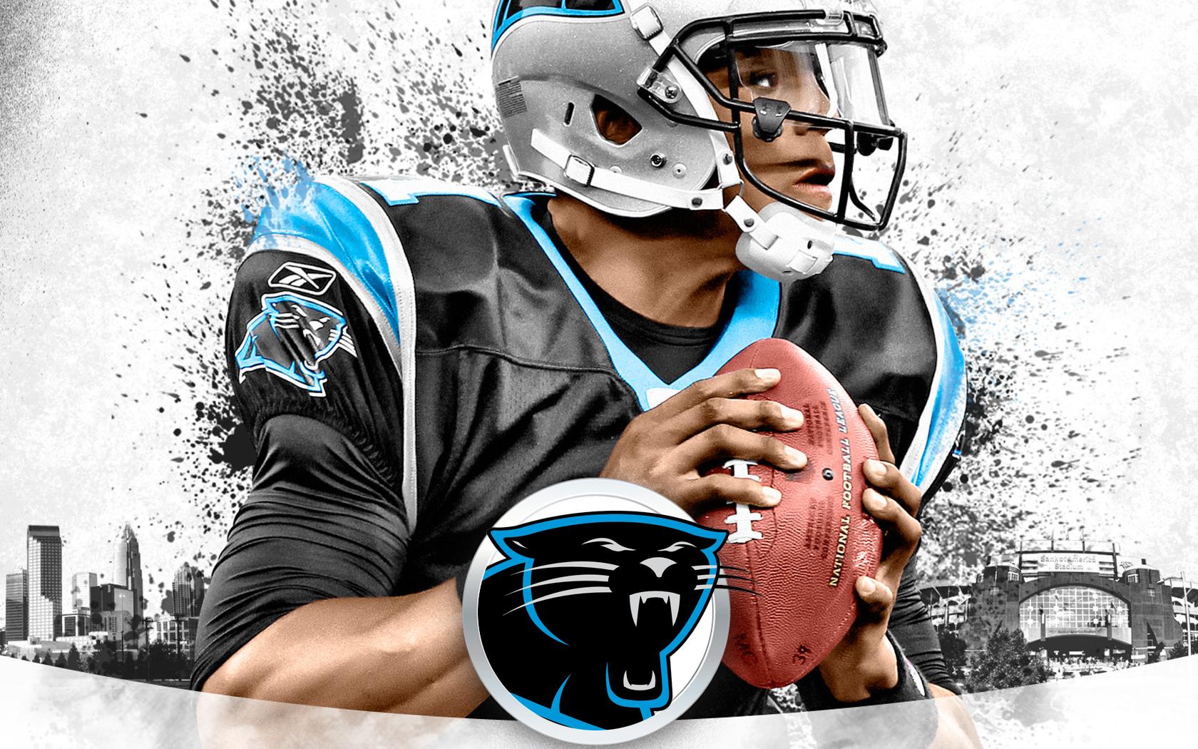Cam Newton wallpaper Carolina Panthers Pinterest 1680x1050