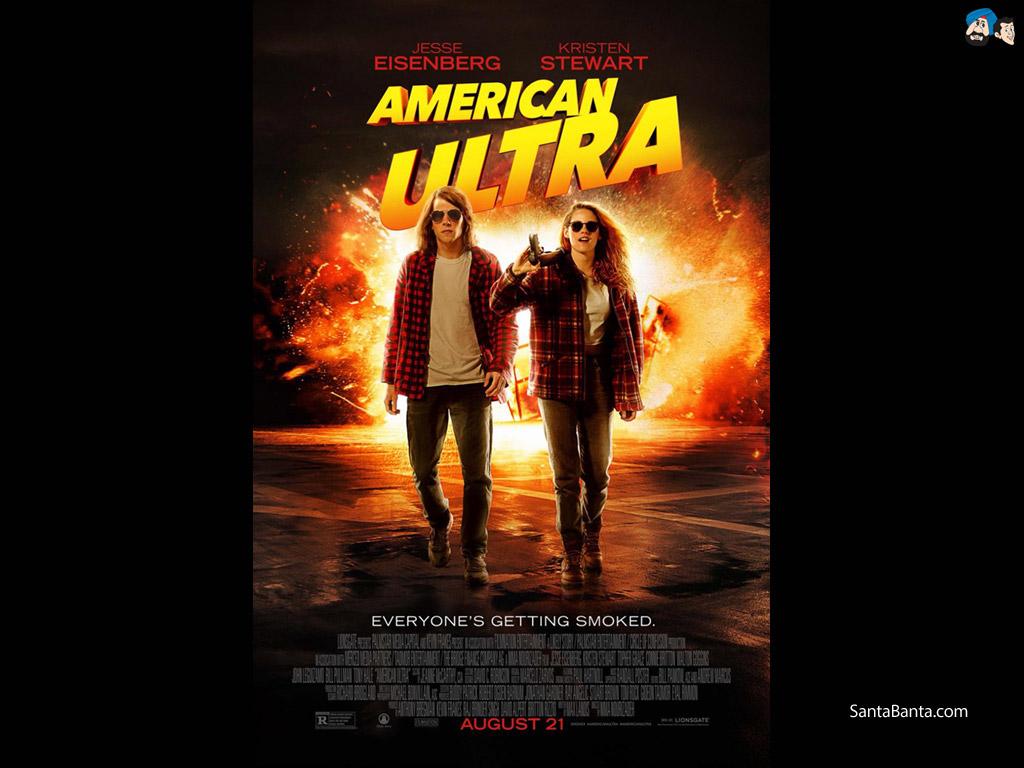 American Ultra Movie Wallpaper 1 1024x768