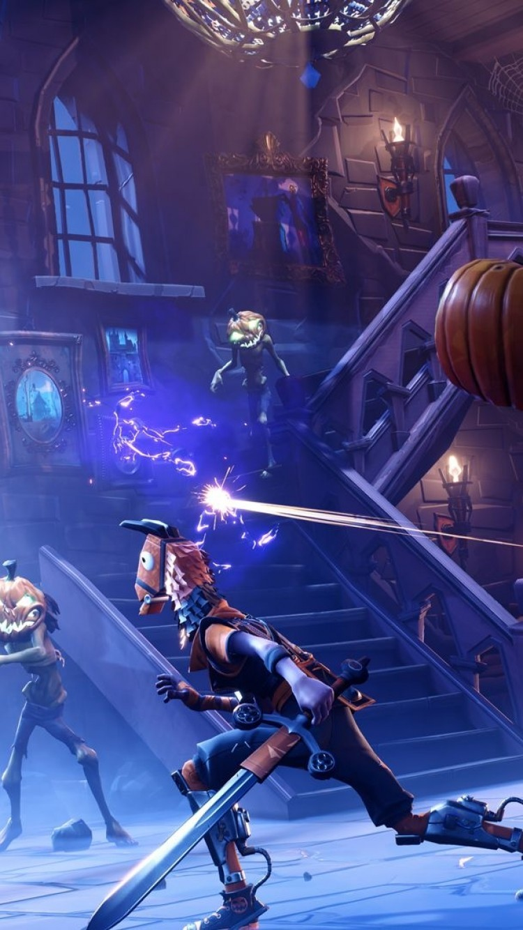 Free Download Download 750x1334 Fortnite Artwork Wallpapers For