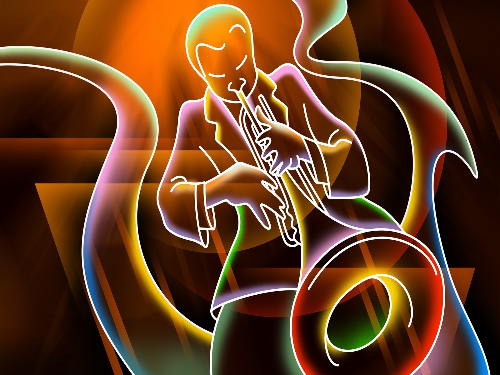 3d Jazz Music Wallpapers: Smooth Jazz Wallpaper