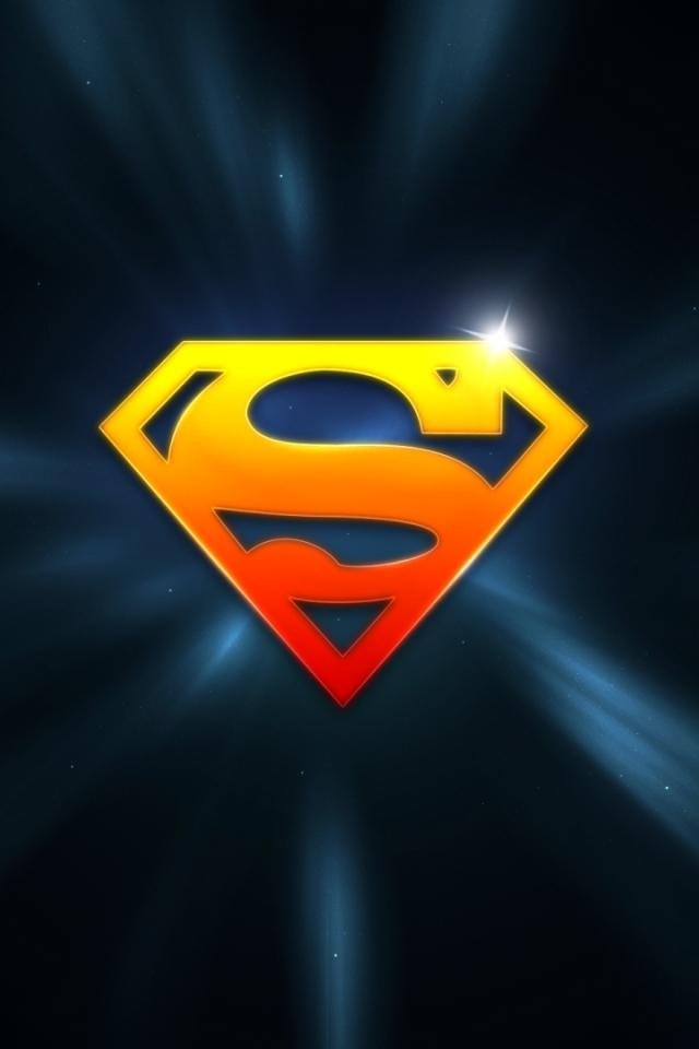 Superman Wallpaper For Iphone Homedepotxcom 640x960
