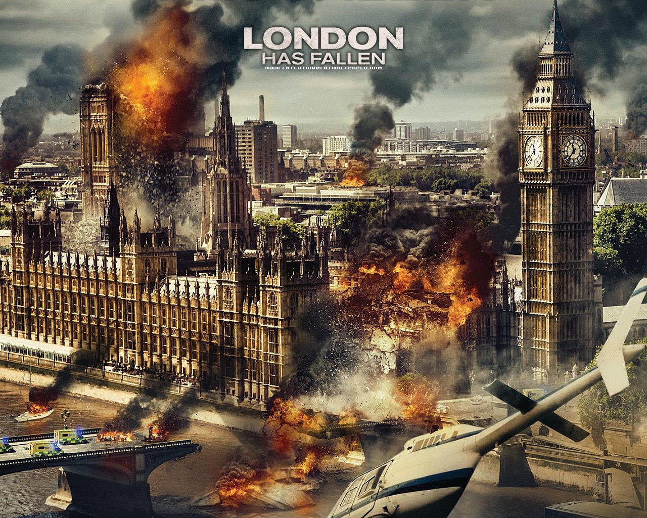 london has fallen wallpaper 10046115 size 1280x1024 more london has 1280x1024