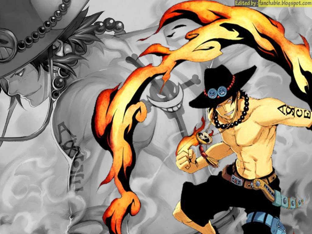 Free Download Portgas D Ace One Piece Wallpaper Hd Best Wallpaper 1024x768 For Your Desktop Mobile Tablet Explore 75 One Piece Ace Wallpaper One Piece Wallpaper Cool One Piece
