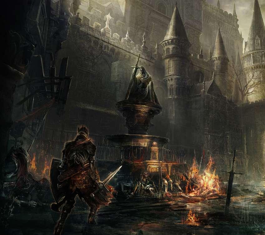 Dark Souls 3 wallpapers or desktop backgrounds 850x755