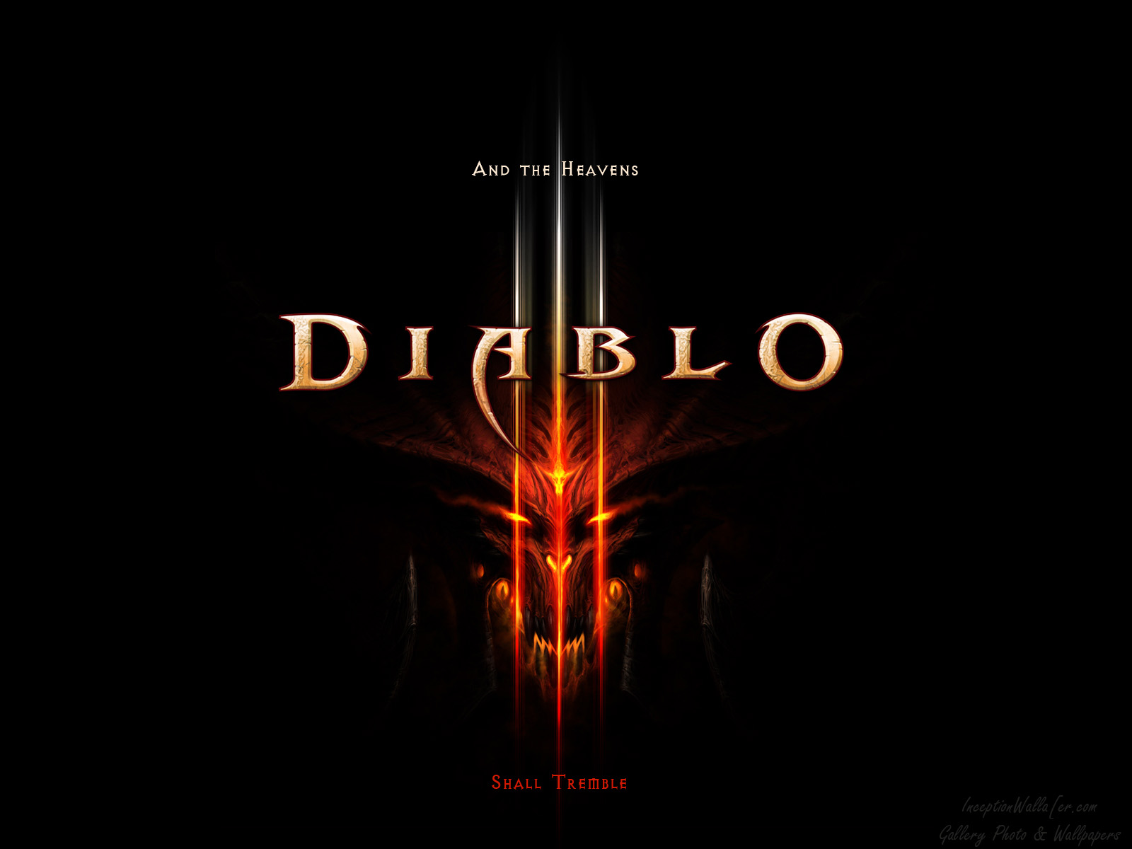 Free Download Diablo 3 Wallpaper Hd 1600x1200 For Your