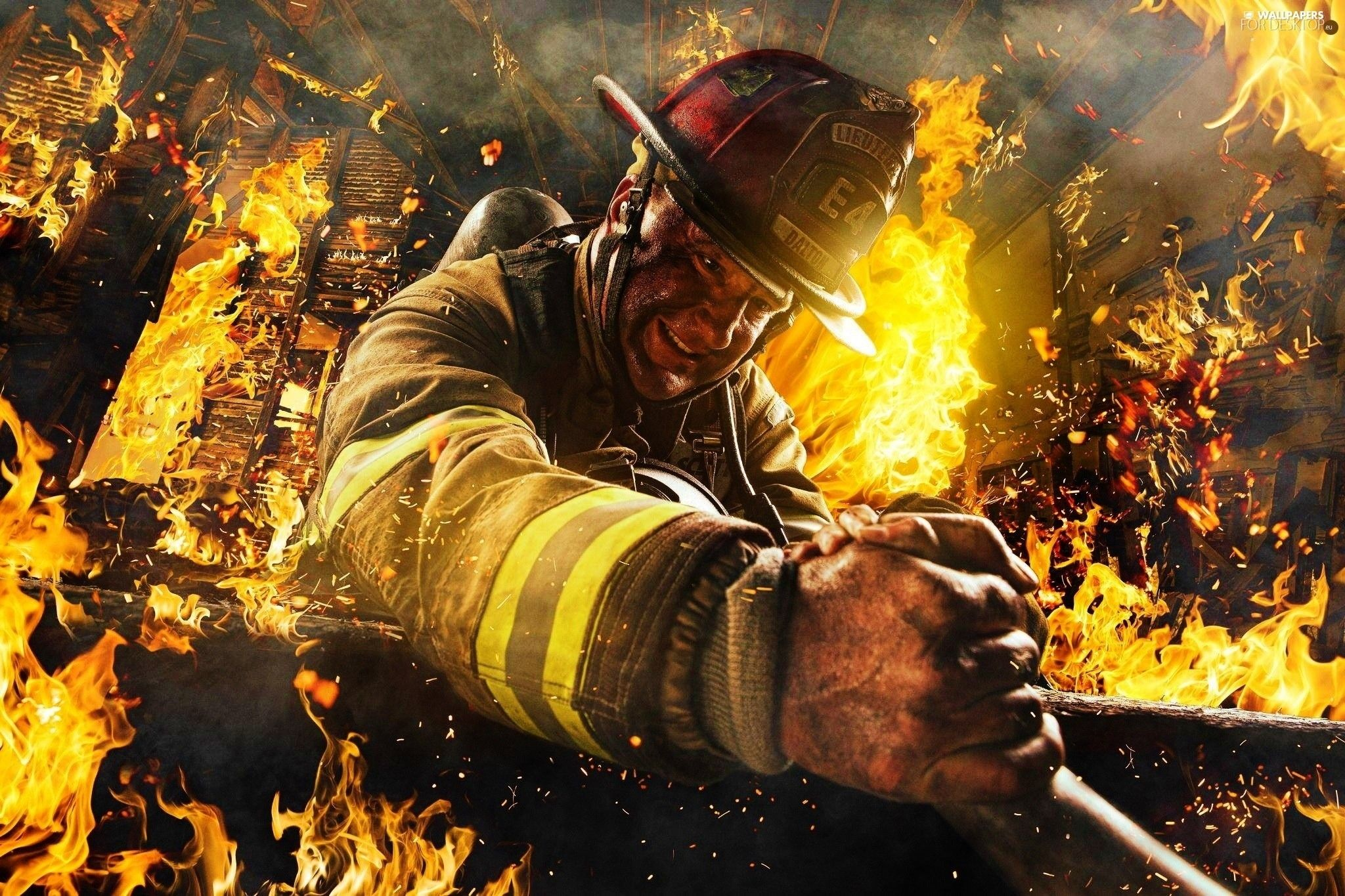 Firefighter Wallpapers   Top Firefighter Backgrounds 2048x1365