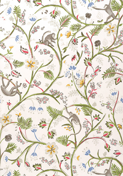 Thibaut Guadeloupe T4942   Select Wallpaper Designer Wallpapers 420x600
