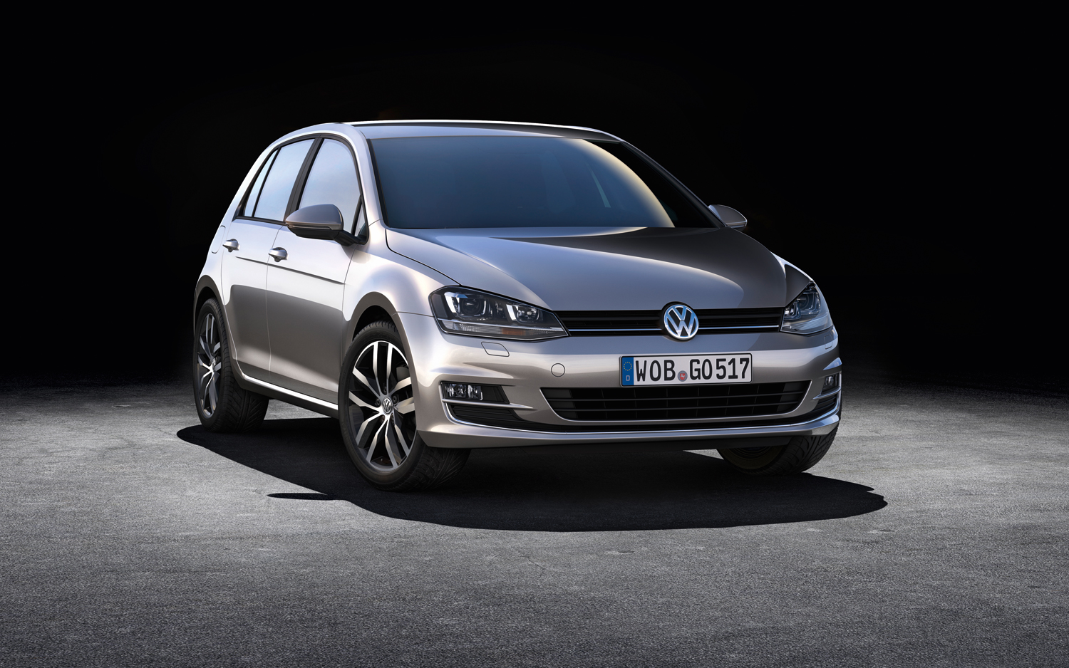 Free Download 2014 Volkswagen Golf Hd Wallpapers New Cars
