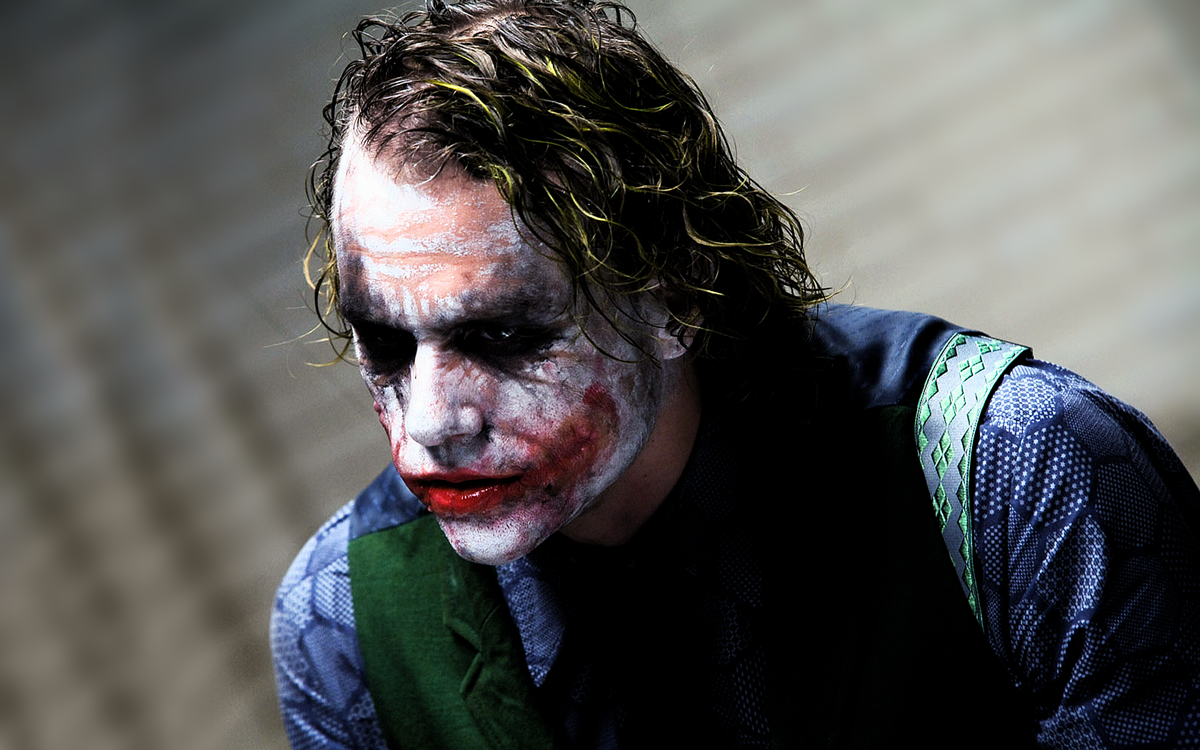 dark knight the joker heath ledger HD Wallpaper   Movies TV 43795 1680x1050