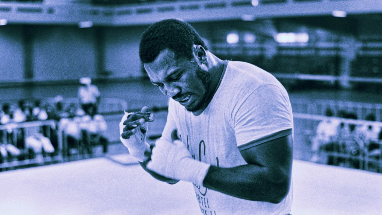 Smokin Joe Frazier boxing men people wallpaper 1920x1080 29133 1244x700