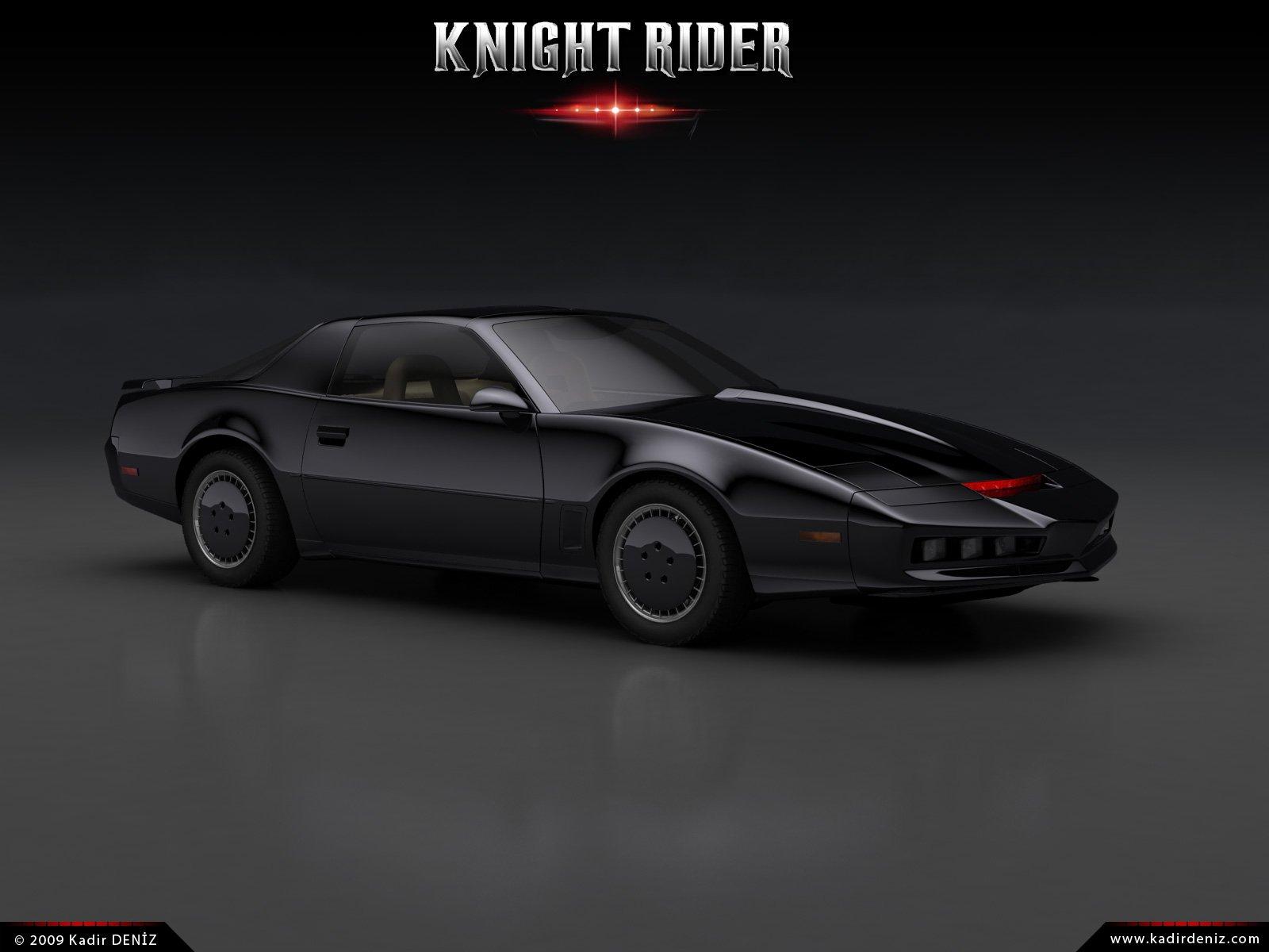 Knight Rider wallpaper 1600x1200