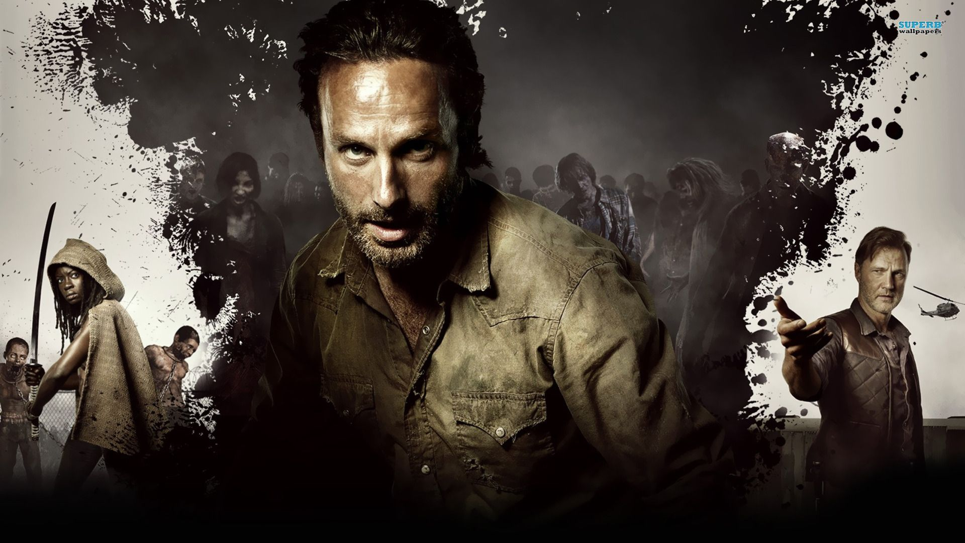 46 The Walking Dead Wallpaper 1920x1080 On Wallpapersafari
