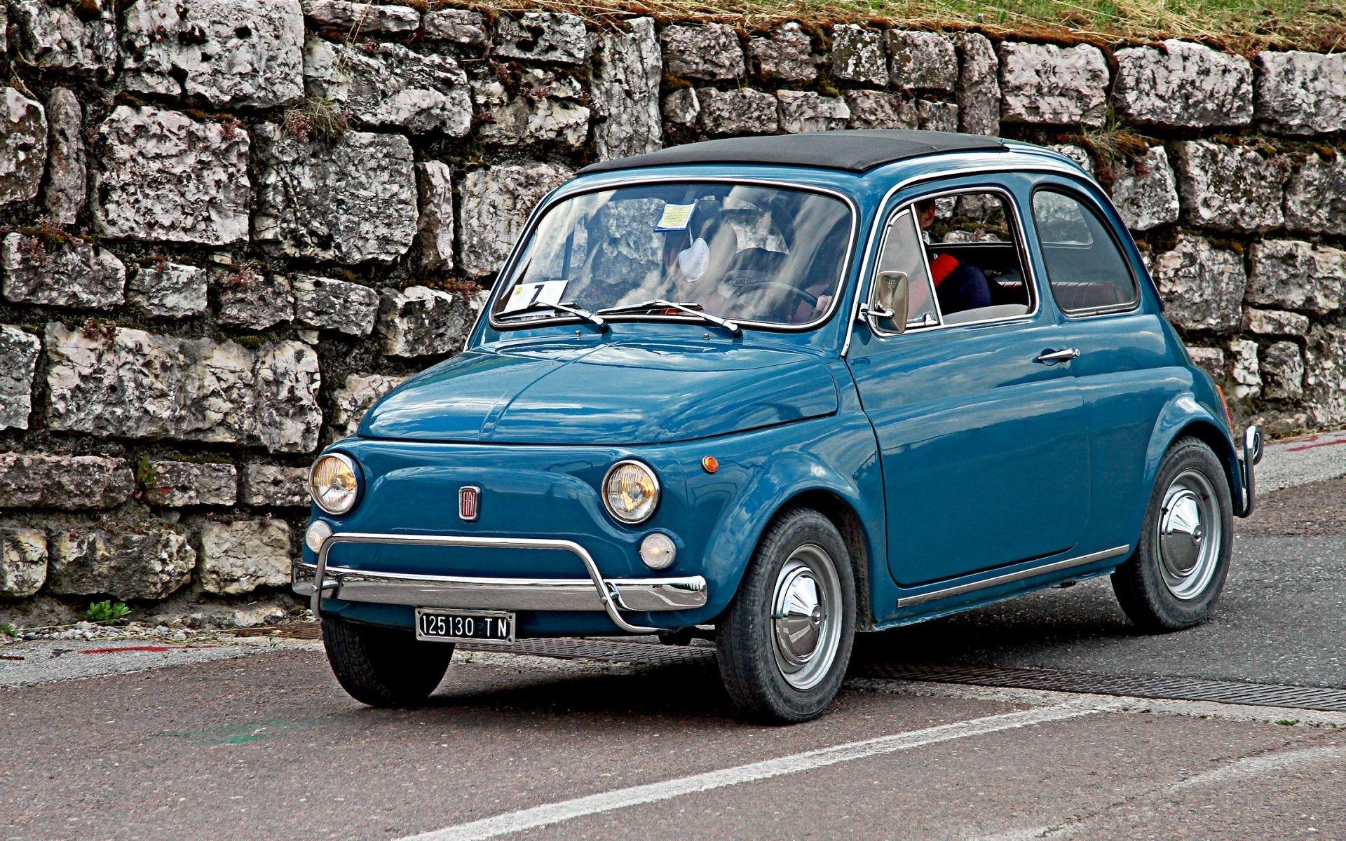 Fiat 500 HD Wallpaper Background Image 1920x1200 ID592092 1920x1200