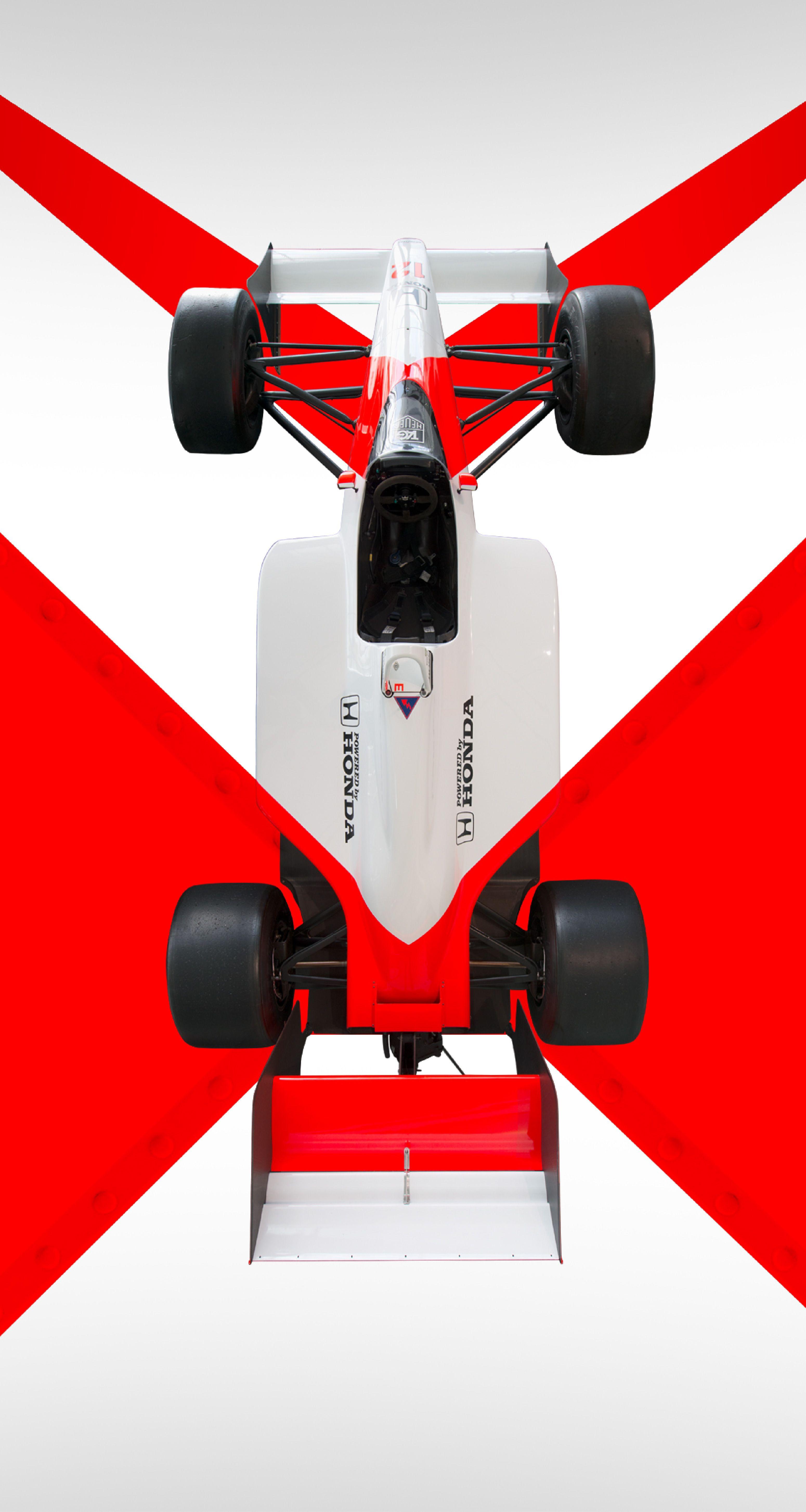 MP44   Rocket Red White Ayrton senna Automobilismo Ayrton 3100x5813