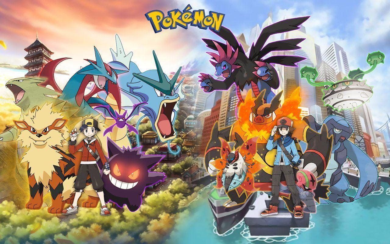Pokemon Wallpapers HD 1280x800