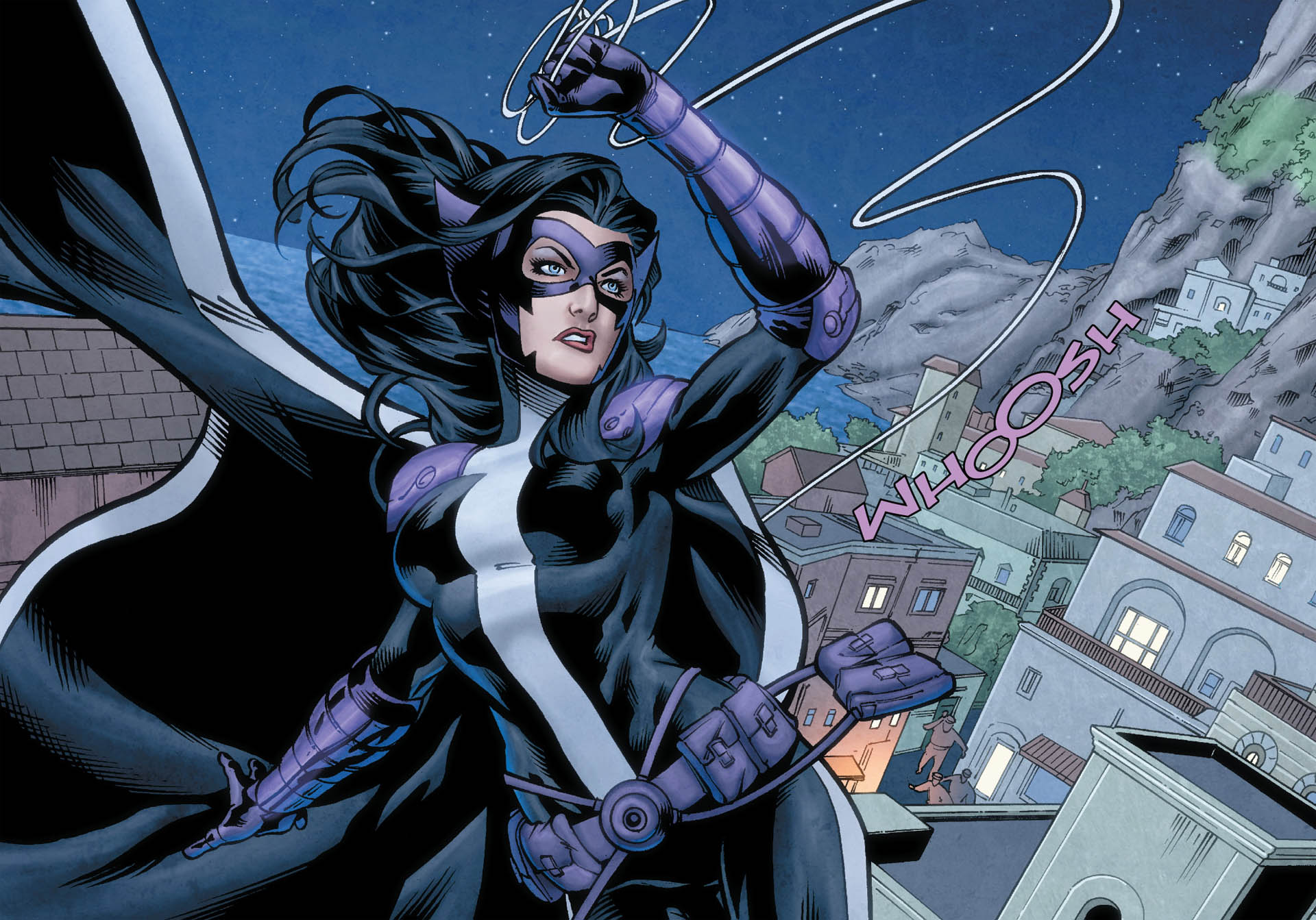 Huntress TV spin off coming from Arrow team SciFiNow   The Worlds 1920x1343