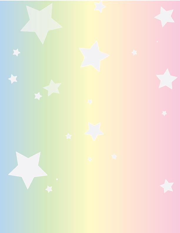 612x794px Pastel Rainbow Wallpaper