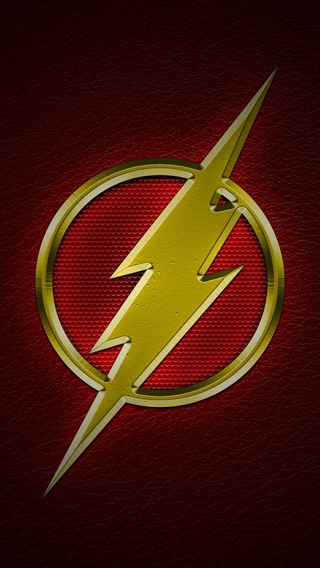 The Flash   iPhone Wallpaper by ItsIntelligentDesign 640x1136