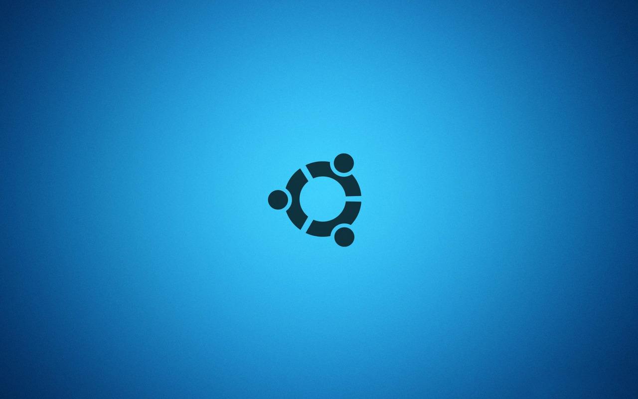 Ubuntu blue plasma wallpaper 10537 1280x800