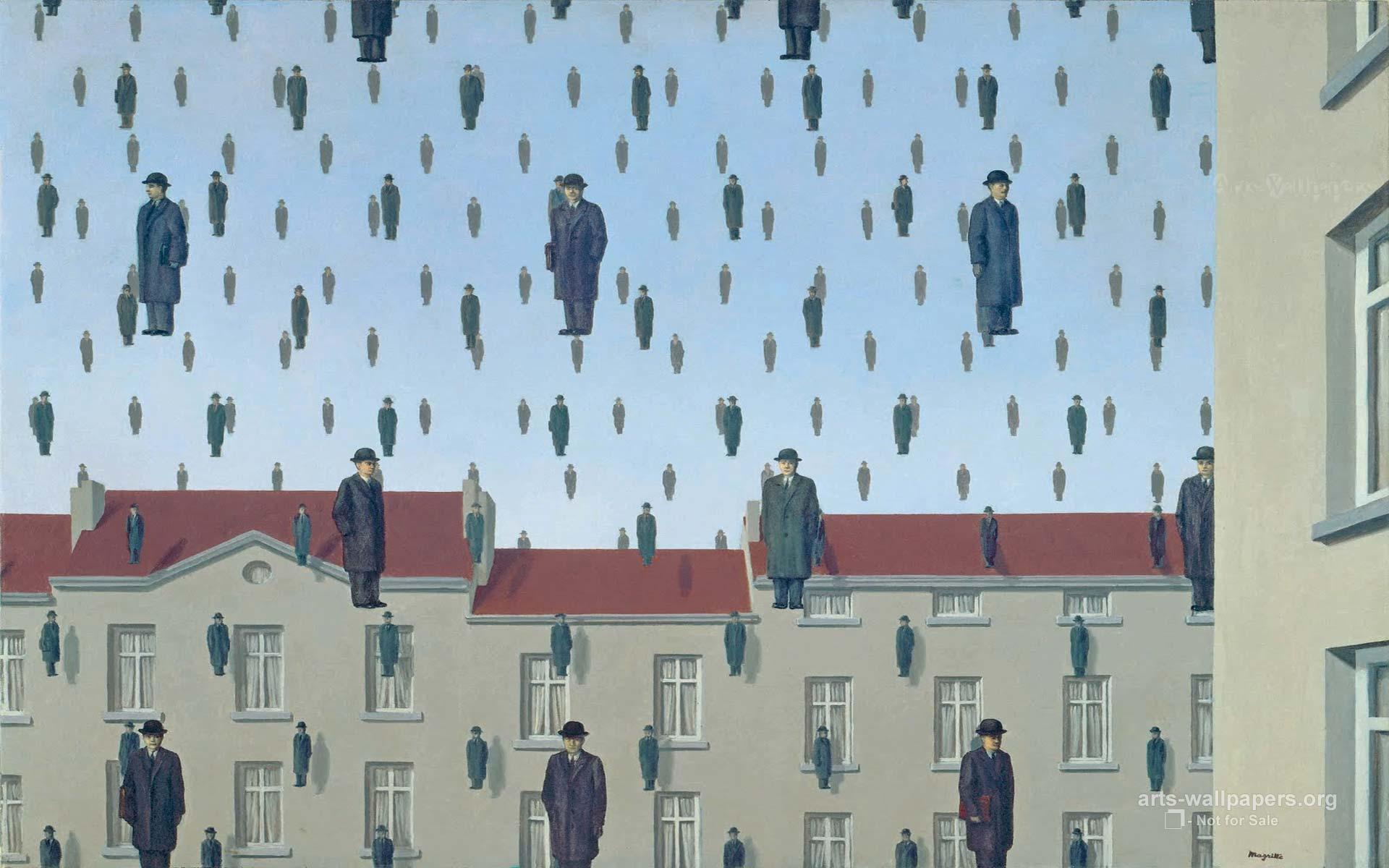 Rene Magritte Wallpaper 01 1920x1200