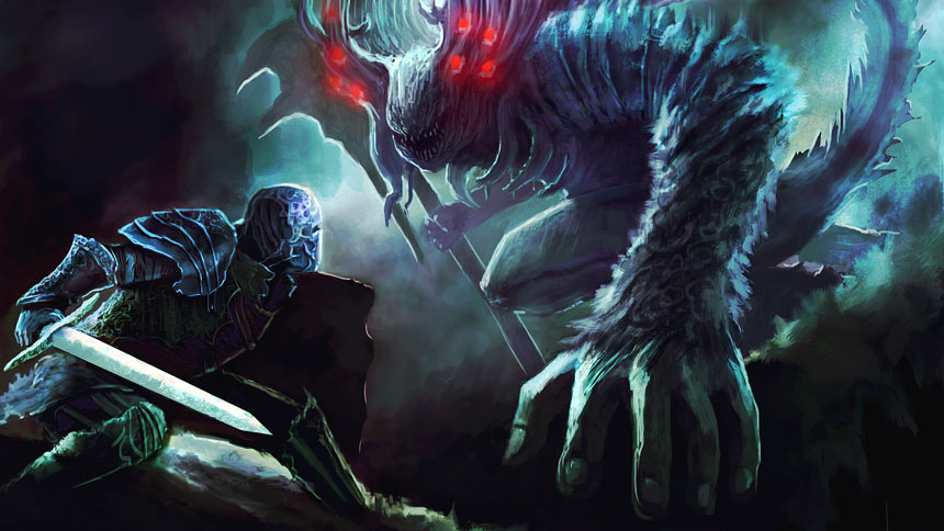 dark souls monsterjpg 860x484