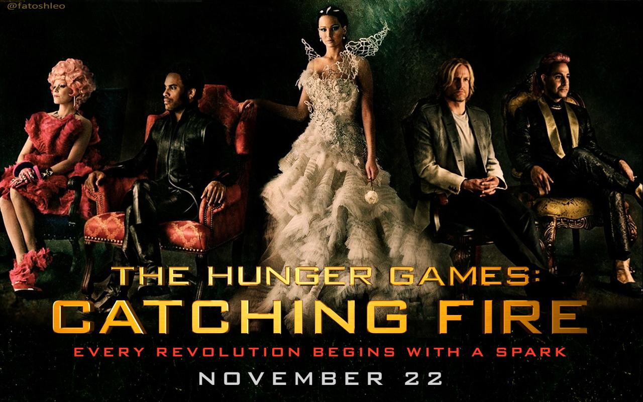 THG Catching Fire Wallpaper   The Hunger Games Wallpaper 34025924 1280x800