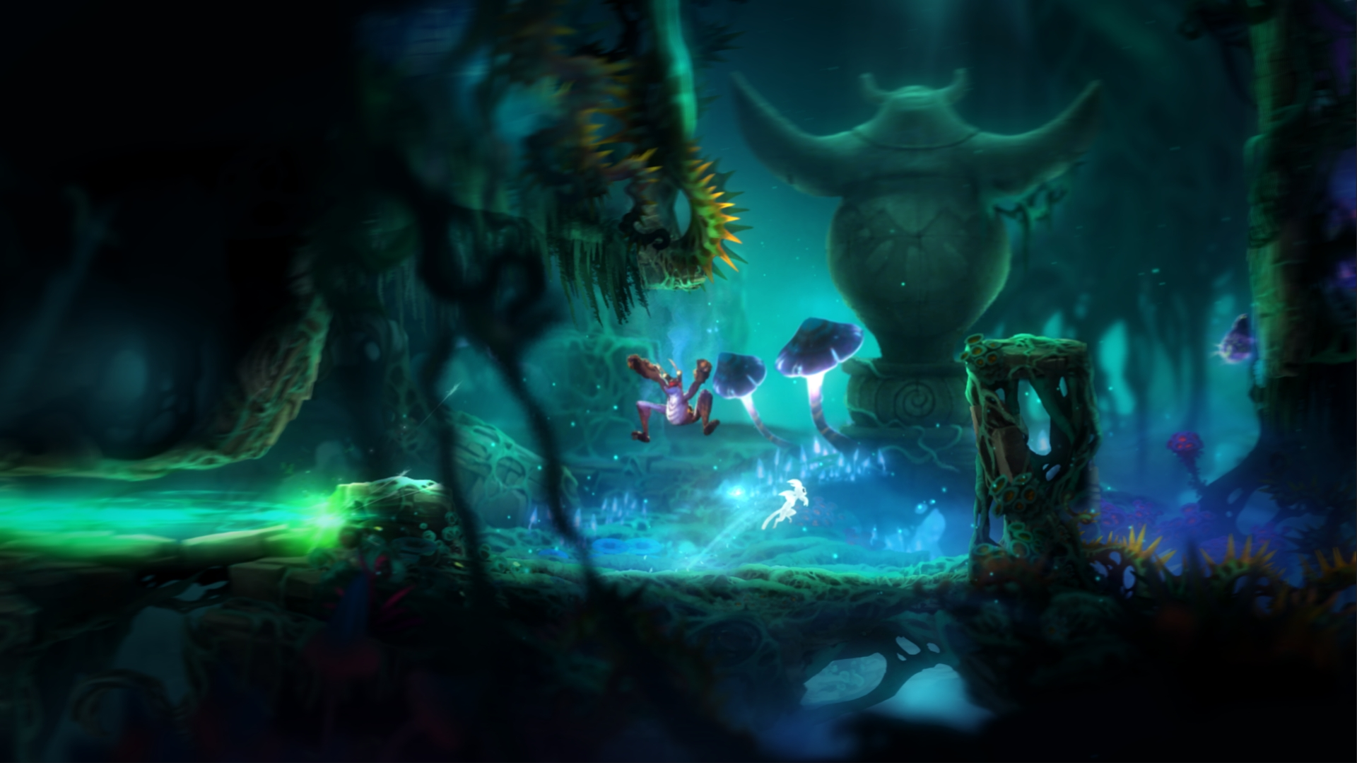 Ori and the Blind Forest Definitive Edition Interview