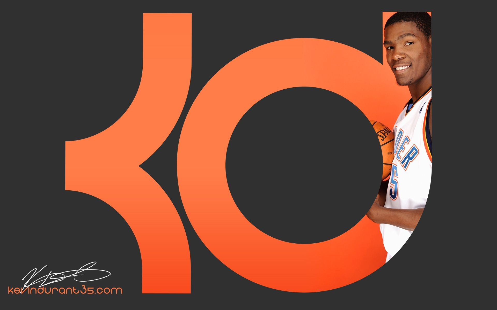 Kevin durant logo wallpaper   SF Wallpaper 1920x1200