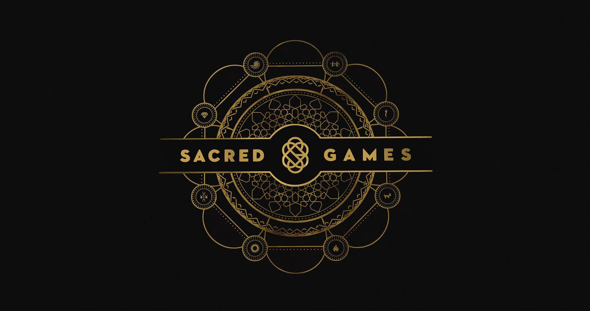 EXCLUSIVE Theres more to Sacred Games Logo designs than meets 2048x1080