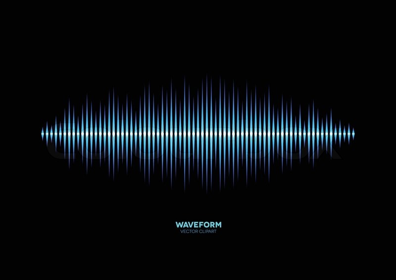 Waveform Wallpaper 800x566