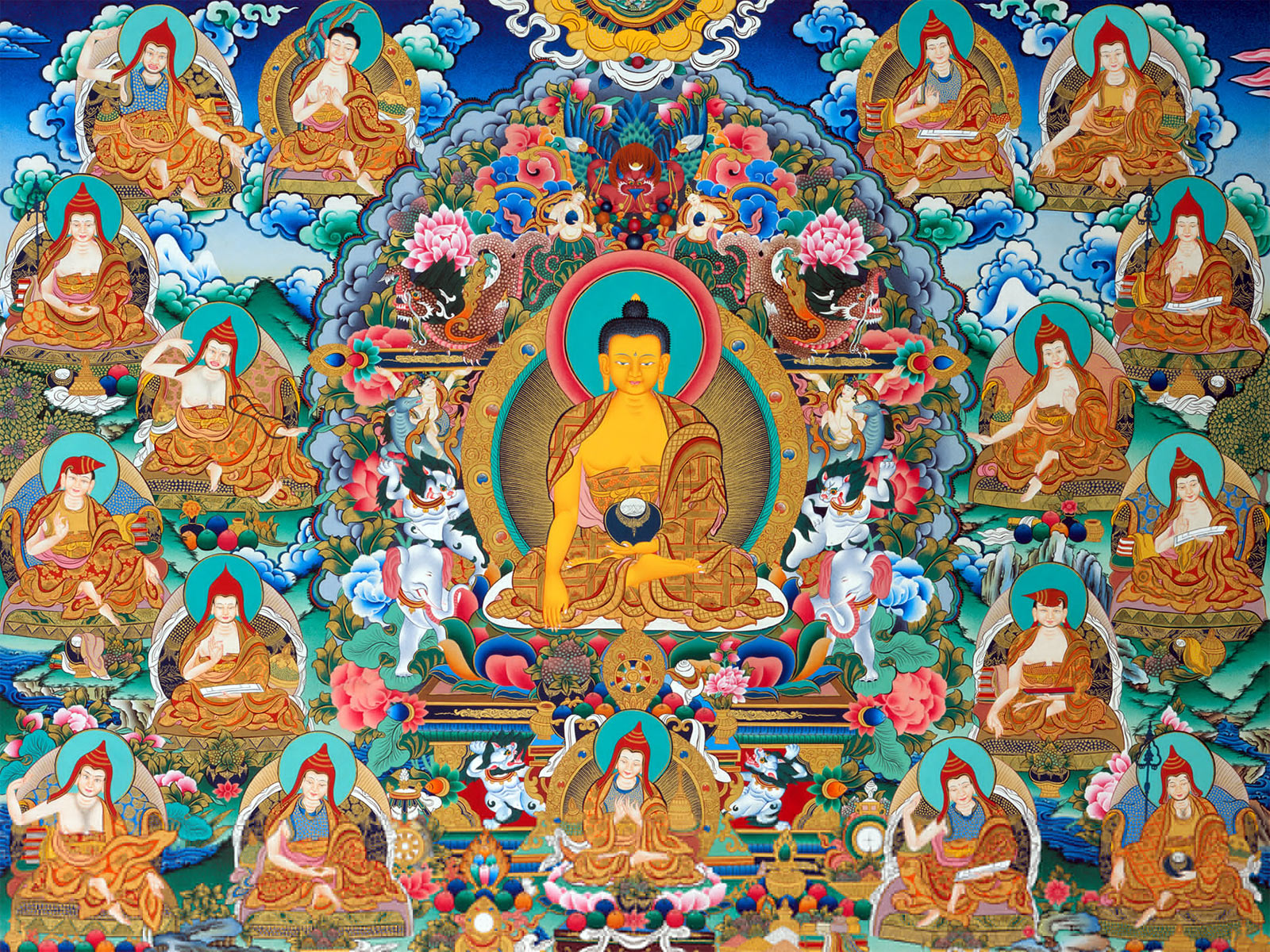 Tibetan Buddhist Wallpaper Download 1600x1200