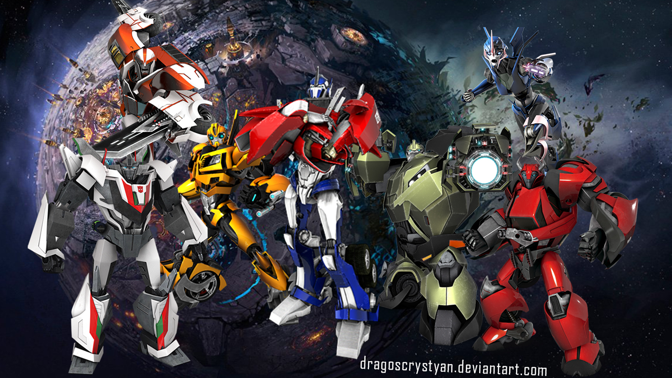 Transformers prime wallpaper wallpapersafari - Transformers prime wallpaper ...