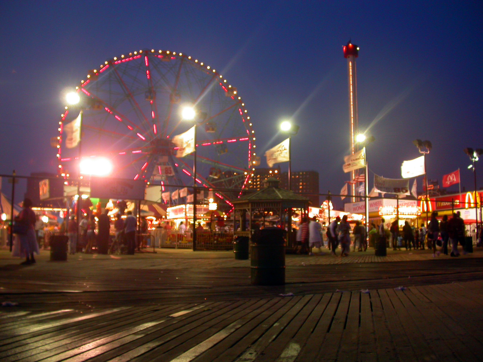 FileConey Island Astroland at night 2005jpg   Wikimedia Commons 1600x1200