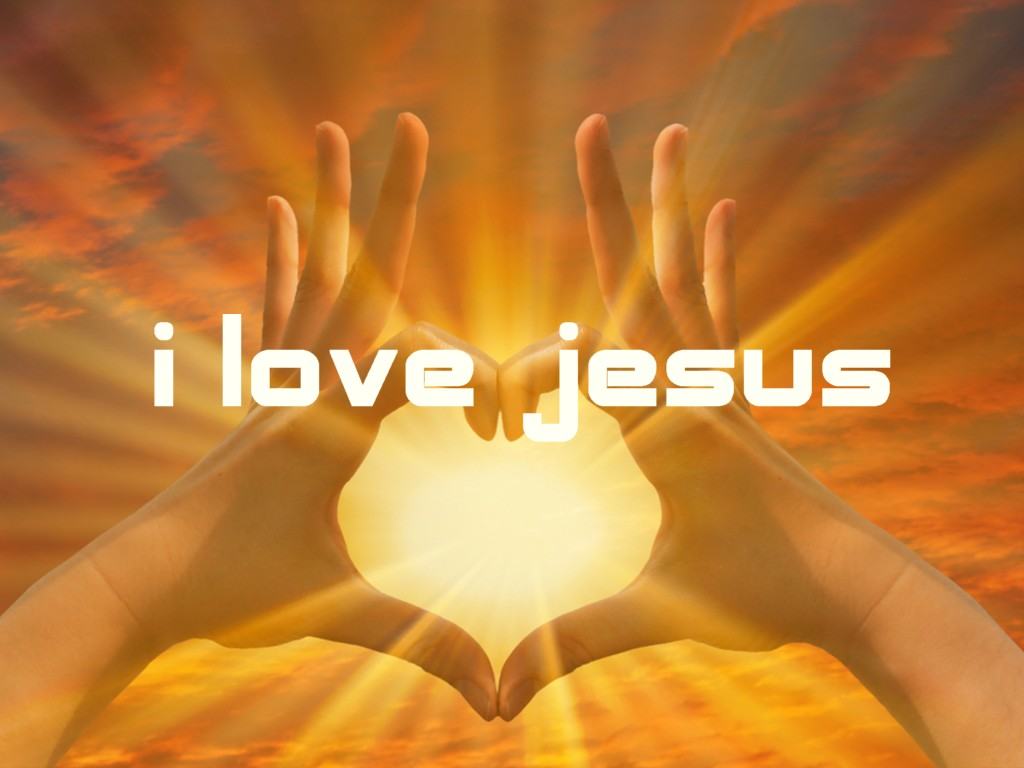 Love Jesus Wallpaper   Christian Wallpapers and Backgrounds 1024x768