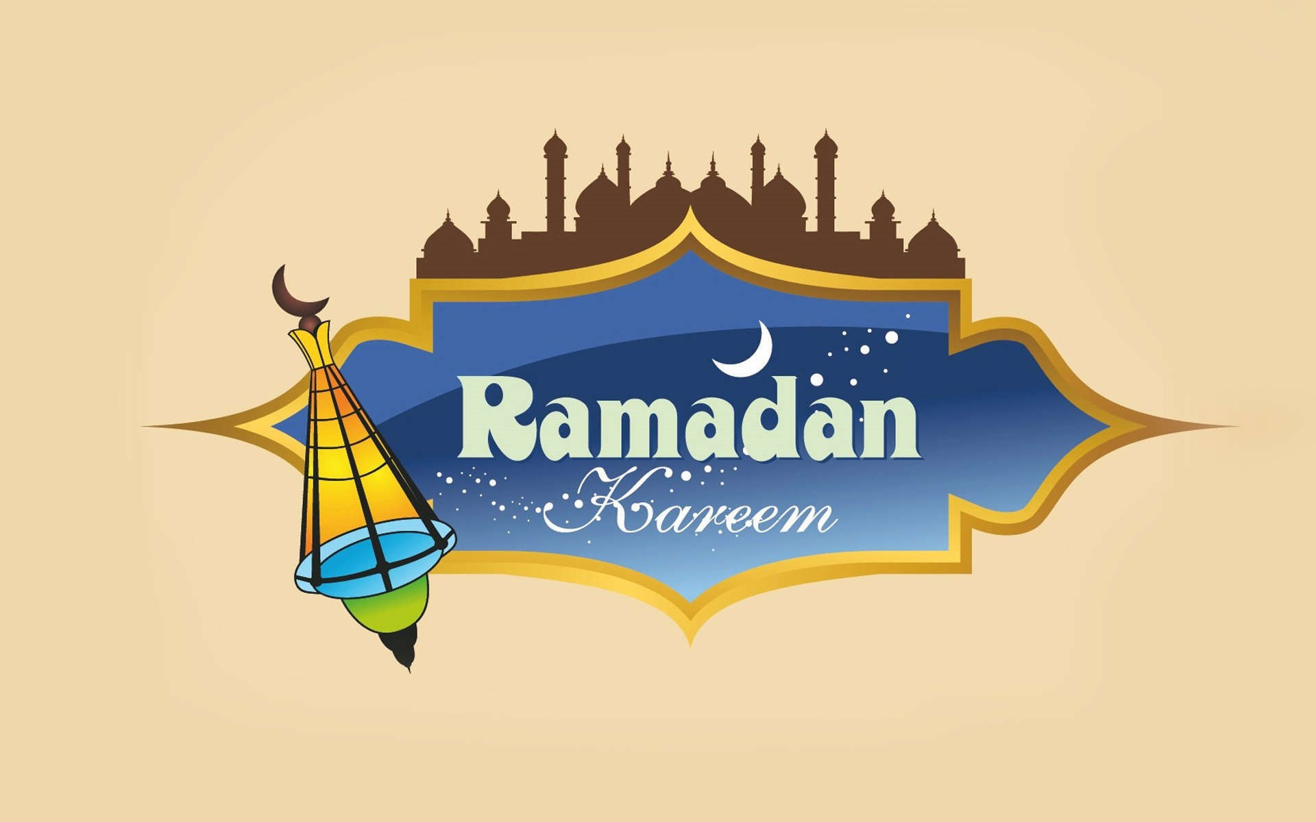 Happy Ramadan Wallpapers 2019 1920x1200