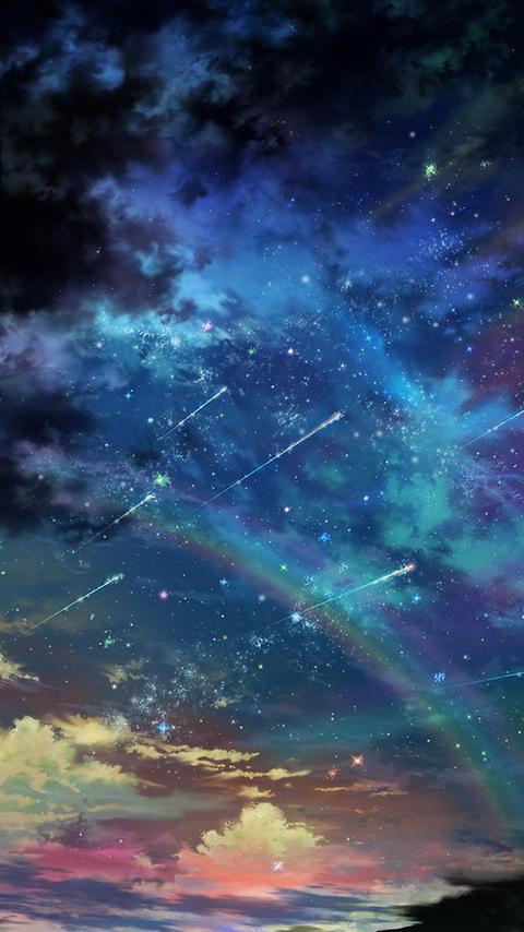 Anime Phone Wallpaper HD - WallpaperSafari
