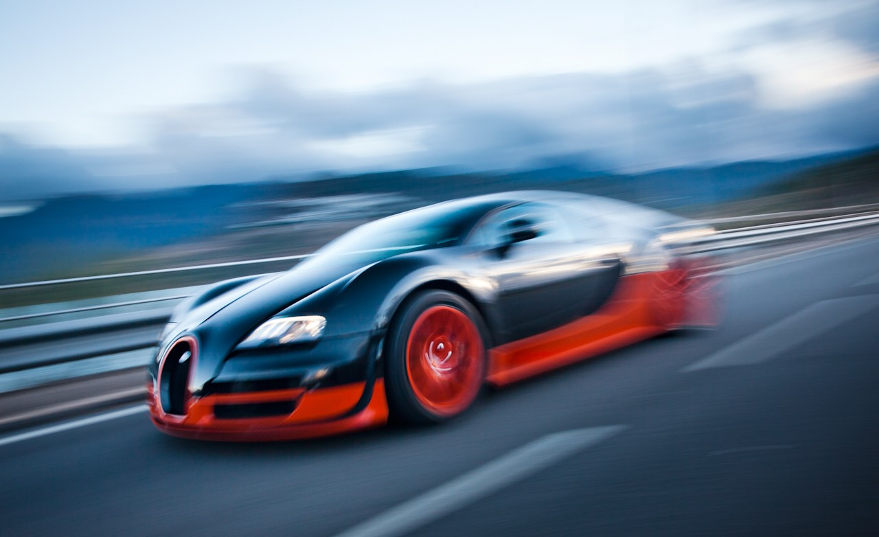 Bugatti veyron super sport wallpaper hd
