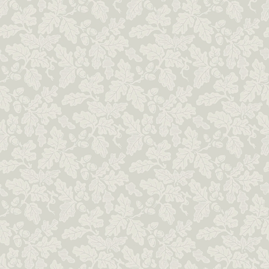 Oak Leaf Wallpaper Off white on pale grey oak leaf design wallpaper 534x534